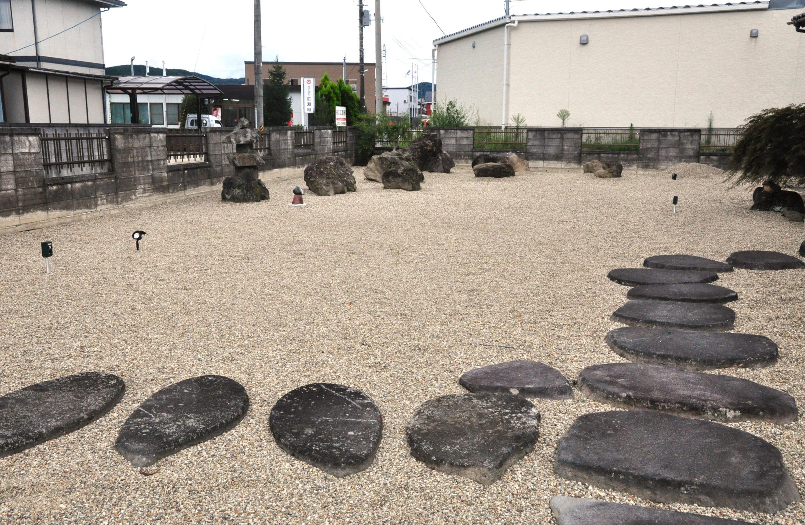 矢口石材店の外構工事事例